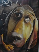 Sergey Selivanov Originals - The Dog by Sergey Selivanov