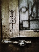 Navema Studios Prints - The Door of Belcourt Print by Natasha Marco