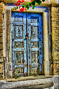 Aperture Framed Prints - The Door Framed Print by Perry Frantzman