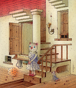 Cat Originals - The Dream Cat 06 by Kestutis Kasparavicius