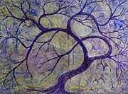 Jane Chesnut Prints - The Dreaming Tree Print by Jane Chesnut