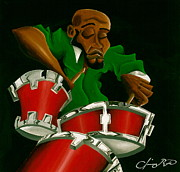 Jimmy Boston - The Drummer