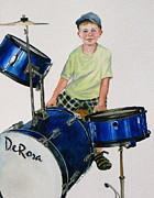 Karol Wyckoff - The Drummer
