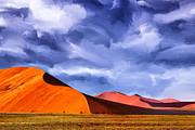 Dominic Piperata - The Dunes