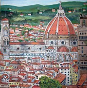 Teresa Dominici - The Duomo of Florence