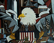 Karen Serfinski - The Eagle Judge