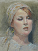 Interior Decorating Originals - The Earring by Sarah Parks