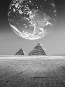 Mohamed Elkhamisy - The Earth with Egyptian...