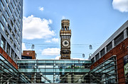Md Digital Art - The Emerson Bromo-Seltzer Tower by Bill Cannon
