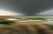 Storm Prints Framed Prints - The End of Time - a Tranquil Moments Landscape Framed Print by Dan Carmichael