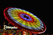 North Carolina State Fair Prints - The Enterprise Print by Deb Cloer
