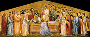 Famous Artists - The Entombment of Mary by Giotto