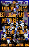 Sterling New York Posters - The Exploding Plastic Inevitable #2 Poster by Elizabeth McTaggart