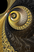 Ann Garrett - The Eye - A Fractal...
