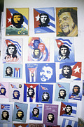 Ernesto Guevara Posters - The Face of Cuba Poster by James Brunker