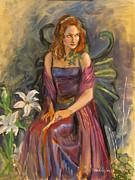 The Fairy Print by Dominique Amendola