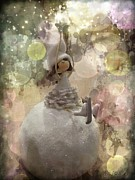 Barbara Orenya - The Fairy of winter...