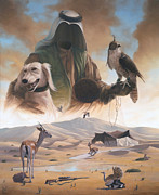 Hounds Originals - The Falconer by Nawaf Alhmeli