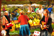 Ted Azriel - The Farmers Market