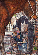 Peter Williams - The Farriers Daughter