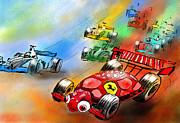 Miki De Goodaboom - The Ferrari Turtle