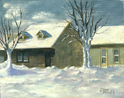 Erno Saller - The First Snow