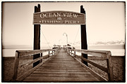 Lisa McStamp - The Fishing Pier