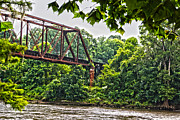 Kim Pate - The Flint River Trestle...