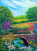 Catherine Jeffrey - The Flowered Bridge