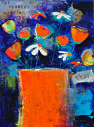 Passion Paintings - The Flowers are Dancing for You by Johane Amirault