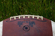 Footballs Closeup Photos - The Football II by David Patterson