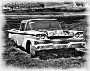 William Havle Art - The Ford Ranchero by William Havle