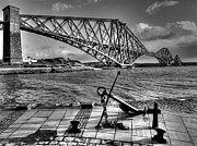 S1 Photos - The Forth Bridge North Queensferry by Davy Nelson