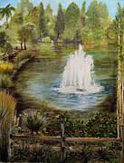 Arlen Avernian Thorensen - The Fountain
