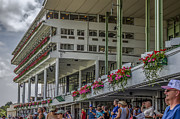 Monmouth County Park Prints - The Front Strech Print by Capt Gerry Hare