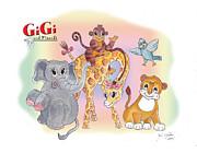 John Keaton - GiGi and Friends