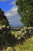 Dry Stone Wall Posters - The Gap in the Wall Poster by Louise Heusinkveld
