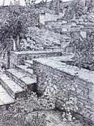 Janet Felts - The Garden Wall