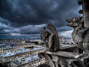 Corinne Johnston - The Gargoyles of...