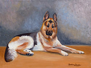Madeline  Lovallo - The German Sheppard