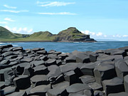 Francis Leavey - The Giants Causeway