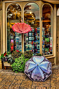 Beautiful Landscape Photos Digital Art - The gift shop by Tom Prendergast