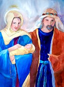 Child Jesus Painting Originals - The Gift by Sue Kemp