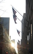 City Streets Photo Originals - The Glory Of Gotham by Melissa McCrann