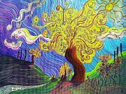Spiritual - The Glory Tree by Stefan Duncan