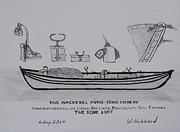 Bill Hubbard - The Gloucester Seine Boat