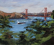 Kristen Olson - The Golden Gate Bridge...