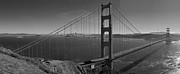 The Golden Gate Bridge Print by Twenty Two North Photography