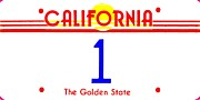 Cali Art - The Golden Plate by Benjamin Yeager