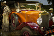 Oldtimer Metal Prints - The Golden Twenties Metal Print by Heiko Koehrer-Wagner